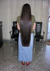 japanese hair straightening after