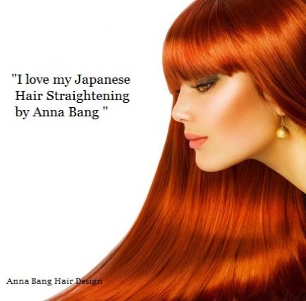 Japanese Hair Straightening Expert Tampa Florida Anna Bang